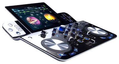 микшерный пульт для iPad DJControlWave